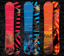 <b>Bean Snowboards</b> <br> Commonwealth