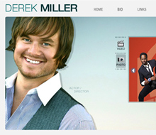 <b>TBS <i>Wedding Band</i></b>  <br> Derek Miller Official Site